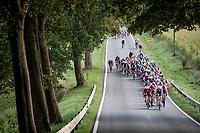 peloton splitting<br /> <br /> 60th Grand Prix de Wallonie 2019<br /> 1 day race from Blegny to Citadelle de Namur (BEL / 206km)<br /> <br /> ©kramon