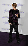 "{LOS ANGELES}, CA - {FEBRUARY} 08: Justin Bieber attends the ""Justin Bieber: Never Say Never"" Los Angeles Premiere at Nokia Theatre L.A. Live on February 8, 2011 in Los Angeles, California."