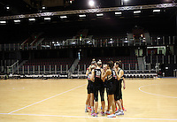 Silver Ferns Training 191016