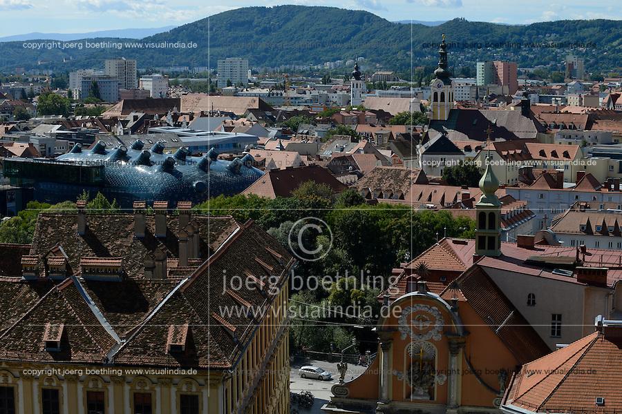 AUSTRIA Styria Graz, art hall