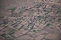Afghanistan, aerial view