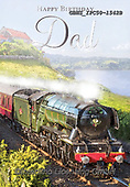 John, MASCULIN, MÄNNLICH, MASCULINO, paintings+++++,GBHSIPC50-1542B,#m#, EVERYDAY ,locomotive,steam locomotive,