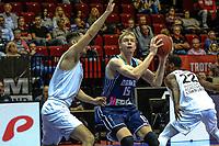 GRONINGEN - Basketbal, Donar - Weert, Dutch Baketball League, seizoen 2018-2019, 07-10-2018, Donar speler Rienk Mast