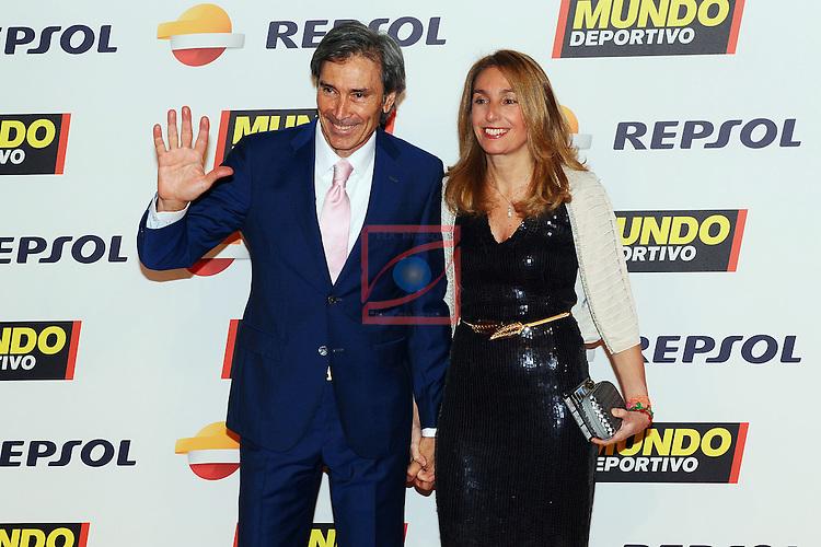 68 Gala Mundo Deportivo.<br /> Lobo Carrasco &amp; Sra.