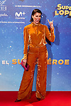 Adriana Abenia attends to Super Lopez premiere at Capitol cinema in Madrid, Spain. November 21, 2018. (ALTERPHOTOS/A. Perez Meca)