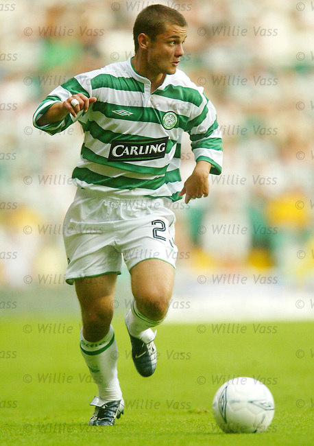 Shaun Maloney, Celtic.Stock season 2003-04..pic willie vass