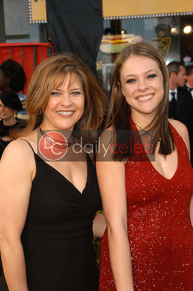 Connie Needham and daughter Kim