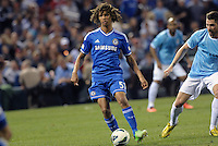 Nathan Ake, Chelsea in action..Manchester City defeated Chelsea 4-3 in an international friendly at Busch Stadium, St Louis, Missouri.