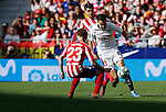 Sevilla FC's Sergio Reguilon seen in action during La Liga match. Mar 07, 2020. (ALTERPHOTOS/Manu R.B.)