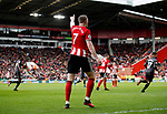John Lundstram of Sheffield Utd play forward during the Premier League match at Bramall Lane, Sheffield. Picture date: 7th March 2020. Picture credit should read: Simon Bellis/Sportimage