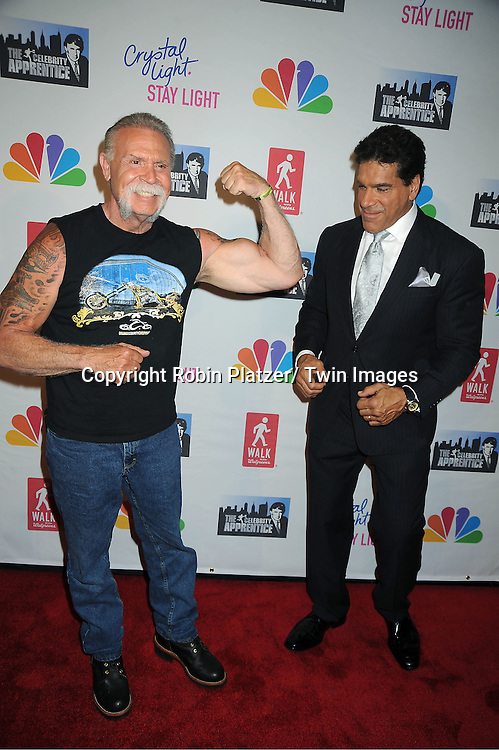 Paul teutul sr on celebrity apprentice
