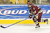 Chris Collins - The Boston University Terriers defeated the Boston College Eagles 2-1 in overtime in the March 18, 2006 Hockey East Final at the TD Banknorth Garden in Boston, MA.