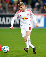 Timo WERNER, RB Leipzig ,   , Fussball, 1. Bundesliga  2017/2018<br /> <br />  Football: Germany, 1. Bundesliga, SC Freiburg vs RB Leipzig, 20.01.2018. *** Local Caption *** © pixathlon