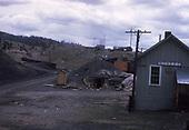 D&amp;RGW Monero depot and surroundings.<br /> D&amp;RGW  Monero, NM