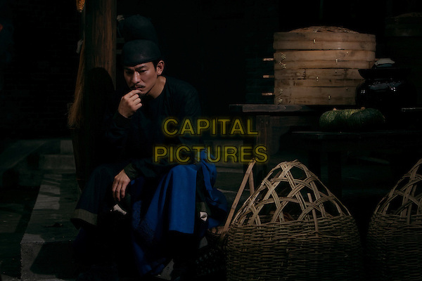 ANDY LAU.in Detective Dee: Mystery of the Phantom Flame (Di Renjie).*Filmstill - Editorial Use Only*.CAP/FB.Supplied by Capital Pictures.