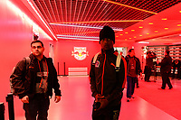 Harrison, NJ - Thursday March 01, 2018: CD Olimpia. The New York Red Bulls defeated C.D. Olimpia 2-0 (3-1 on aggregate) during a 2018 CONCACAF Champions League Round of 16 match at Red Bull Arena.