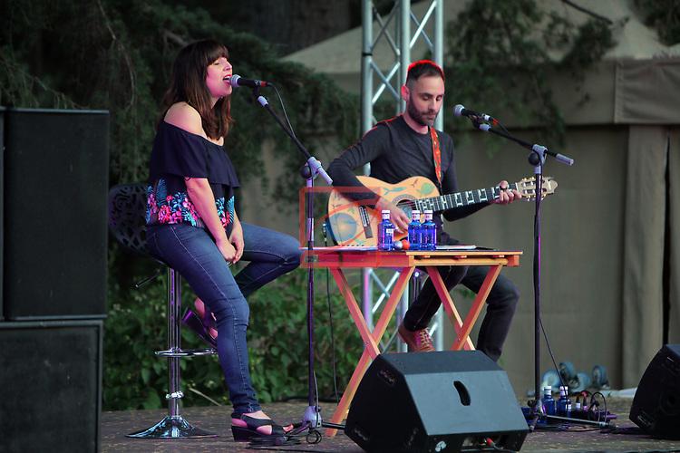 Festival de Musica de Barcelona.<br /> Festival Jardins de Pedralbes 2017.<br /> Dolo Beltran - Copilotos.