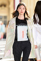 Each X Other<br /> Paris Fashion Week, Ready to Wear, Spring Summer 2019.  Paris, France in October 2018.<br /> CAP/GOL<br /> &copy;GOL/Capital Pictures