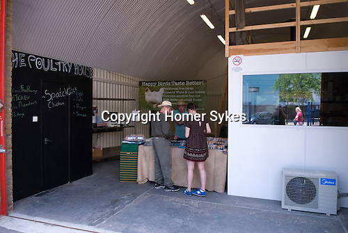 Jacob at the Poultry House, first open Saturday 2013/07/06 Voyager business park.