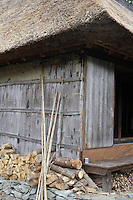 The cottage is entirely built of wood and bamboo which is not only traditional but extremely versatile