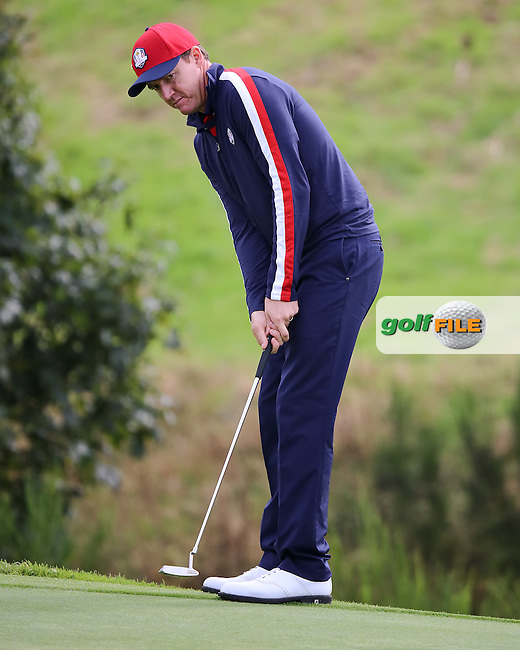23 Sept 14  Jimmy Walker during the Tuesday Practice Round at The Ryder Cup at The Gleneagles Hotel in Perthshire, Scotland. (photo credit : kenneth e. dennis/kendennisphoto.com)