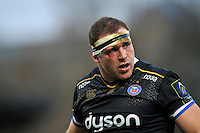 Henry Thomas of Bath Rugby looks on. European Rugby Champions Cup match, between Bath Rugby and Leinster Rugby on November 21, 2015 at the Recreation Ground in Bath, England. Photo by: Patrick Khachfe / Onside Images