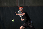 Kalamazoo College Men's Tennis vs Trine - 4.21.11