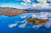 Plaine des lacs, sud calédonien