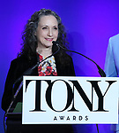 Bebe Neuwirth during The 73rd Annual Tony Awards Nominations Announcement on April 30, 2019 in New York City.