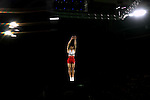 Ginga Munetomo (JPN), <br /> AUGUST 13, 2016 - Trampoline : <br /> Men's Final <br /> at Rio Olympic Arena <br /> during the Rio 2016 Olympic Games in Rio de Janeiro, Brazil. <br /> (Photo by Sho Tamura/AFLO SPORT)