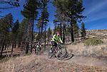 Ash Canyon mt biking - multiple