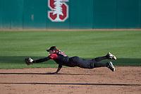 Stanford Softball vs Arizona State University, April 14, 2017