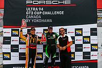 Race 2, Platinum Masters Podium, #84 Mark Motors Racing, Porsche 991 / 2018, GT3CP: Perry Bortolotti (M), #08 Wingho Racing / Porsche Prestige, Porsche 991 / 2017, GT3CP: Martin Harvey (M)