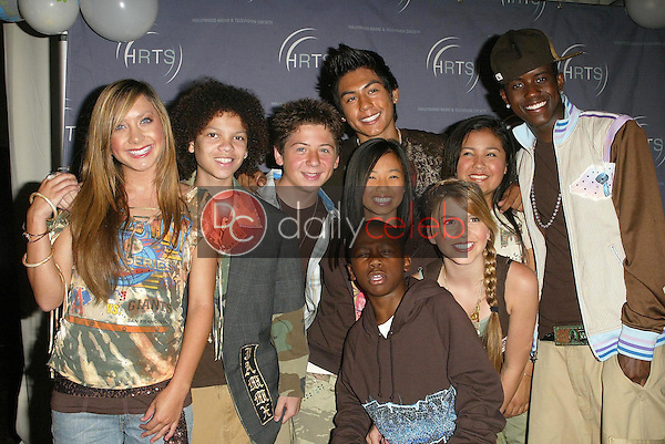 """The Jamm X Kids<br />at the """"Kids Day 2006"""" presented by the Hollywood Radio and Television Society. Hollywood and Highland, Hollywood, CA. 08-02-06<br />Jason Kirk/DailyCeleb.com 818-249-4998"""