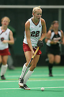 STANFORD, CA - AUGUST 19:  Jaimee Erickson of the Stanford Cardinal during Stanford's 4-1 exhibition win over the University of the Pacific on August 19, 2008 at the Varsity Field Turf in Stanford, California.