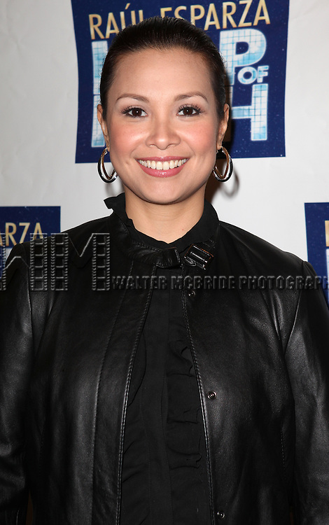 Lea Salonga.attending the Broadway Opening Night Performance of 'LEAP OF FAITH' on 4/26/2012 at the St. James Theatre in New York City. © Walter McBride/WM Photography .