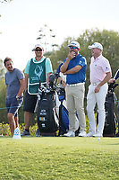 Justin Walters (RSA) on the 14th, round 2 of the Portugal Masters, Dom Pedro Victoria Golf Course, Vilamoura, Vilamoura, Portugal. 25/10/2019<br /> Picture Andy Crook / Golffile.ie<br /> <br /> All photo usage must carry mandatory copyright credit (© Golffile | Andy Crook)