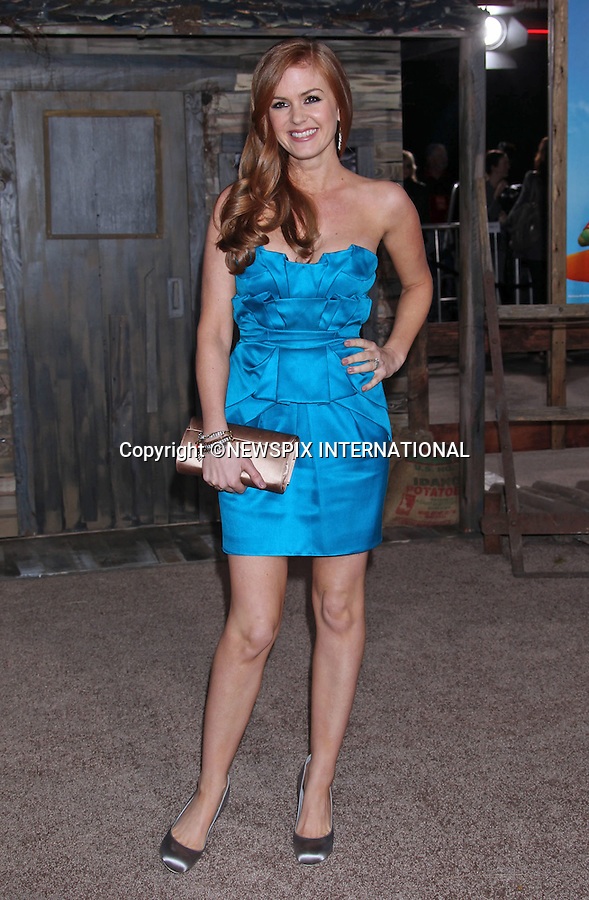 """ISLA FISHER.at the premiere of Rango, Regency Village Theater, Los Angeles_14/2/2011.Mandatory Photo Credit: ©M.Philips_Newspix International..**ALL FEES PAYABLE TO: """"NEWSPIX INTERNATIONAL""""**..PHOTO CREDIT MANDATORY!!: NEWSPIX INTERNATIONAL(Failure to credit will incur a surcharge of 100% of reproduction fees)..IMMEDIATE CONFIRMATION OF USAGE REQUIRED:.Newspix International, 31 Chinnery Hill, Bishop's Stortford, ENGLAND CM23 3PS.Tel:+441279 324672  ; Fax: +441279656877.Mobile:  0777568 1153.e-mail: info@newspixinternational.co.uk"""