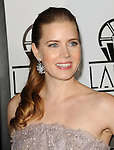 Amy Adams arriving at the 38th  Annual Los Angeles Film Critics Association Awards, held at Inter continental Hotel Los Angeles, CA. January 12, 2013.