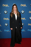 BEVERLY HILLS, CA - FEBRUARY 3: Niki Caro at the 70th Annual DGA Awards at The Beverly Hilton Hotel in Beverly Hills, California on February 3, 2018. <br /> CAP/MPI/FS<br /> &copy;FS/MPI/Capital Pictures