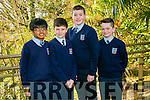 St. Mary's Boys NS Abbeyfeale, Ashir Umair, Aodhan Cotter, Geared Collins, Tom Woulfe  at the Credit Union Chapter 23 Primary school's Quiz in the Ballyroe Heights Hotel on Sunday