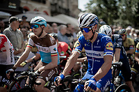 a focused Philippe Gilbert (BEL/Deceuninck-Quickstep) ahead of the race start<br /> <br /> Belgian National Road Championships 2019 - Gent<br /> <br /> ©kramon