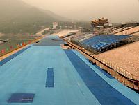 Triathlon Venue. Olympic Venues<br /> Olimpiadi Pechino 2008. Impianto Giochi Olimpici<br /> Foto Cspa/Insidefoto