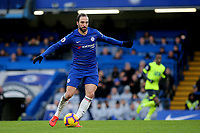 Gonzalo Higuain of Chelsea in action during Chelsea vs Huddersfield Town, Premier League Football at Stamford Bridge on 2nd February 2019