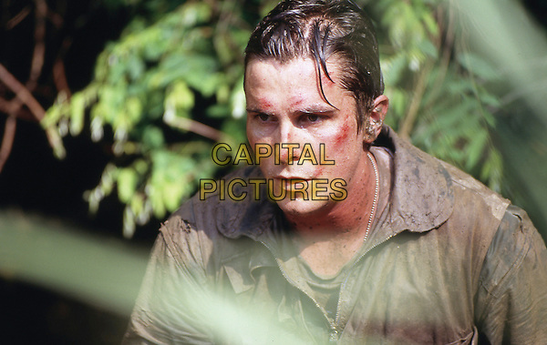 CHRISTIAN BALE.in Rescue Dawn.*Editorial Use Only*.Ref: FB.www.capitalpictures.com.sales@capitalpictures.com.Supplied by Capital Pictures.