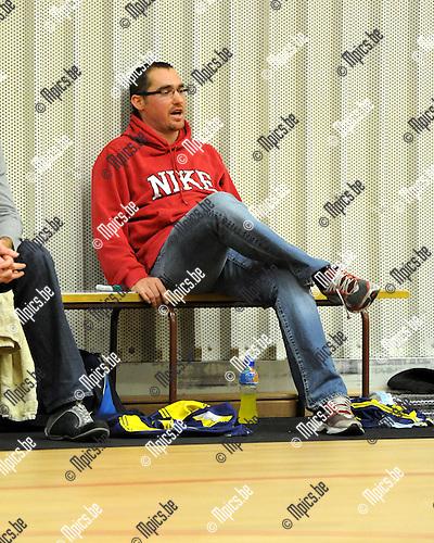 11-11-06 / Basketbal / seizoen 2011-2012 / Okido Arendonk / J Mathues..Foto: Mpics