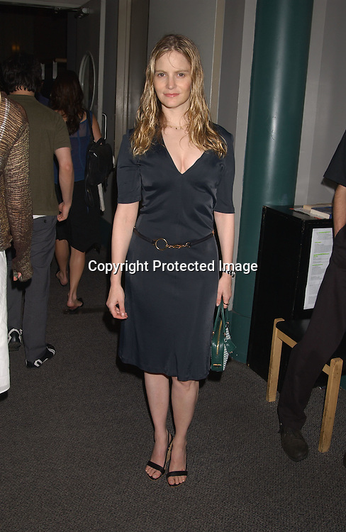 """Jennifer Jason Leigh                                  ..at a Screening of Alan Rudolph's """"The Secret Lives of ..Dentists on July 29,2003 at the Walter Read Theatre in..Lincoln Center. Photo by Robin Platzer, Twin Images"""