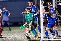 Boston, MA - Friday July 07, 2017: Sammy Jo Prudhomme during a regular season National Women's Soccer League (NWSL) match between the Boston Breakers and the Chicago Red Stars at Jordan Field.