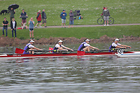Race: 84  Event: W J164-   Final A <br /> <br /> Junior Inter Regional Regatta 2018<br /> <br /> To purchase this photo, or to see pricing information for Prints and Downloads, click the blue 'Add to Cart' button at the top-right of the page.
