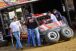 Feb 02, 2010; 4:19:43 PM; Gibsonton, FL., USA; The Lucas Oil Dirt Late Model Racing Series running The 34th Annual Dart WinterNationals at East Bay Raceway Park.  Mandatory Credit: (thesportswire.net)